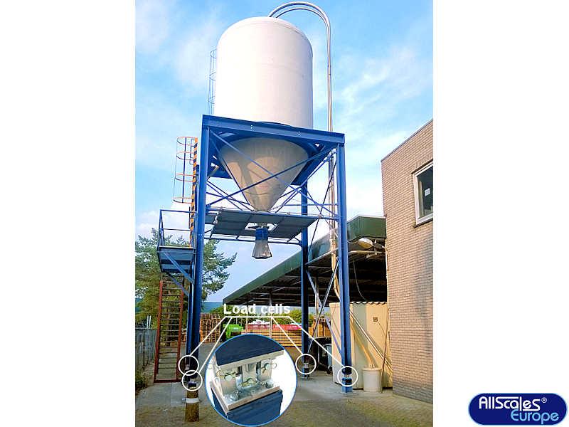 silo-weegsysteem-loadcells