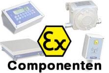 Atex-weegcomponenten