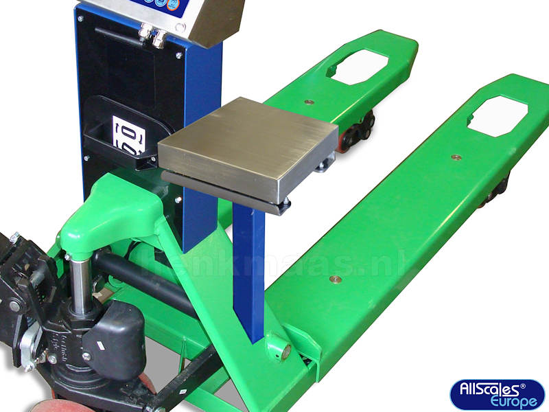 Pallet Truck Scale PTI-Mobile-Counting - Henk Maas