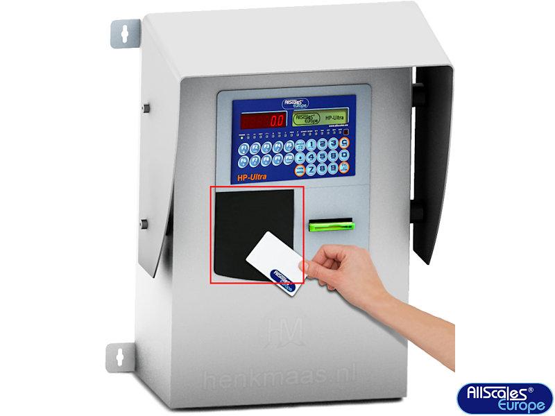 Identification Reader RFID - Henk Maas