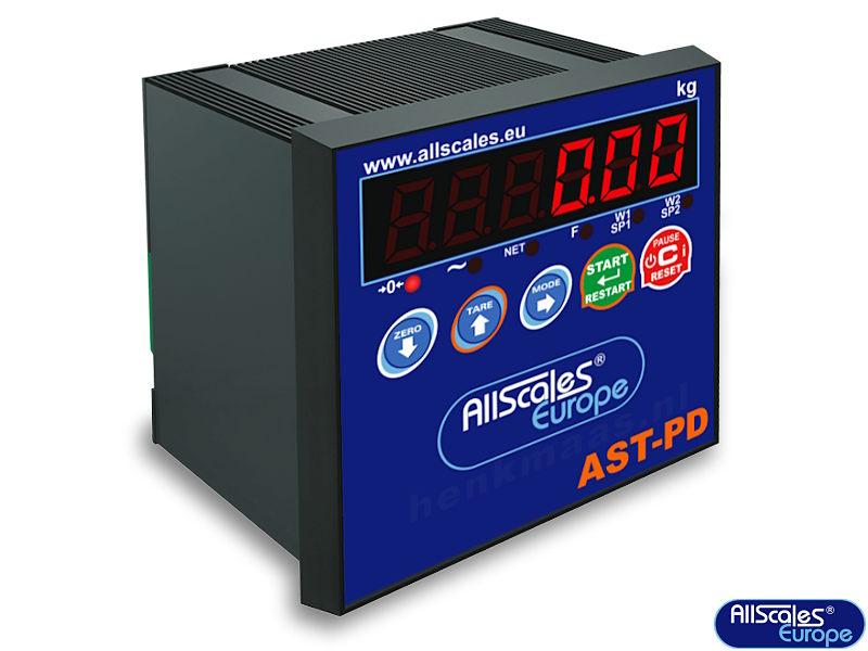 AST PD Gewichttransmitter - indicator
