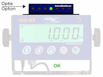 LED Box Checkweeg Indicatiemodule 212x159