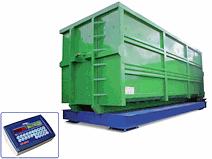 Containerweegschaal 212x159