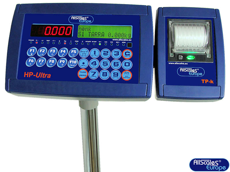 weegindicator-HPUE+printer-TPk