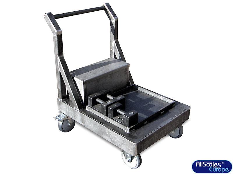 LKGK-gewichtenwagen