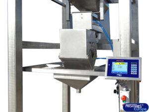 (33) Afvulmachine met weeginstallatie (detail) 02161