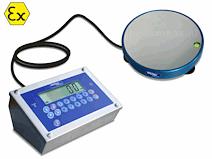 INDATEX2GD/3GD RXR ATEX Bankweegschaal 212x159