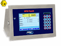 HPR Color Touch Ex Weegindicator 212x159