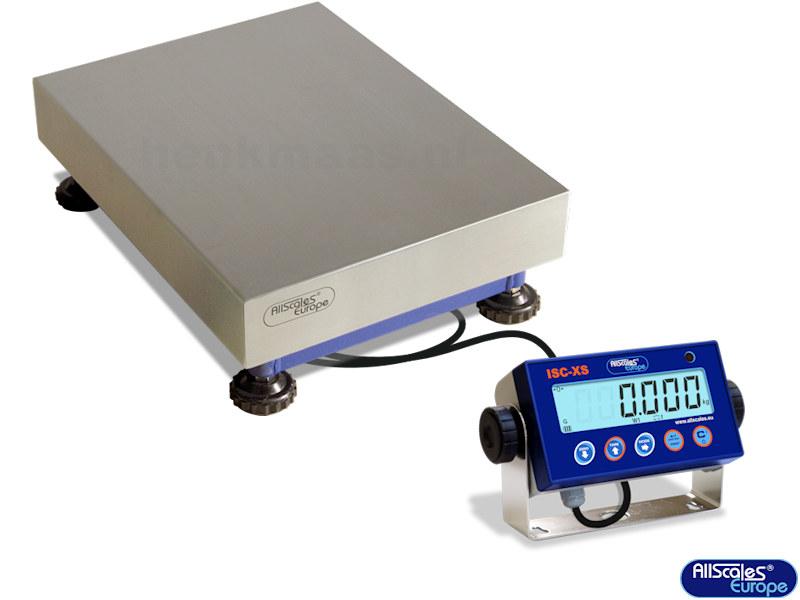 WPI-T Bankweegschaal 300x400mm