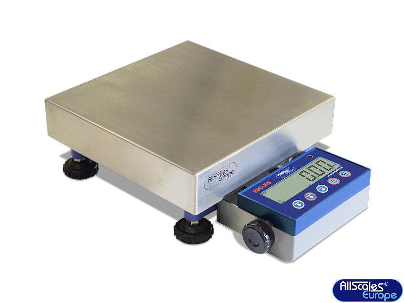 WPT-R-II bankweegschaal 400x400mm 05235